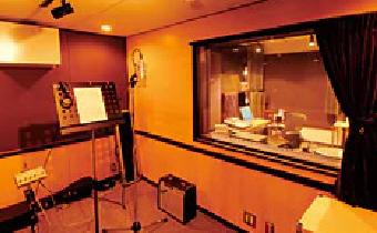 音楽制作スタジオ