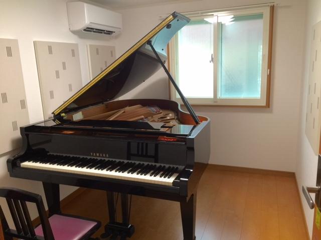 ピアノ室 5.3畳